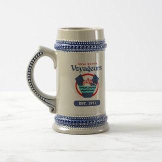 Nova Scotia Voyageurs beer stein