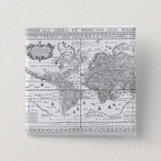 Nova Totius Terrarum Orbis Pinback Button