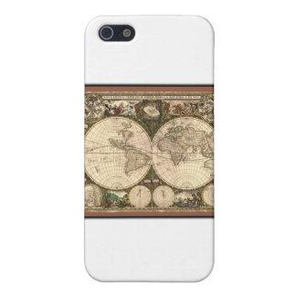 Nova totius terrarum orbis tabula auctore case for iPhone SE/5/5s