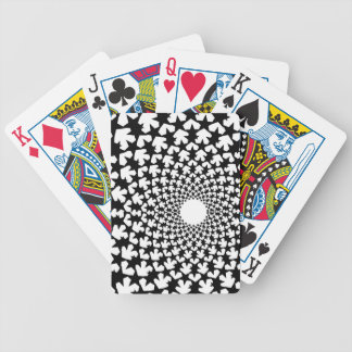 Novae (Black) Playing Cards