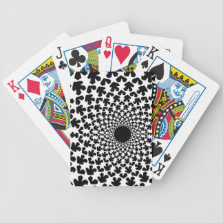 Novae (White) Playing Cards
