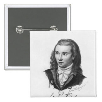 Novalis  1845 button