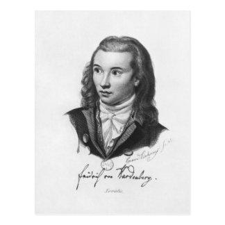 Novalis  1845 postcard
