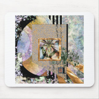 novas jade (square) by In-Wonder Mouse Pad