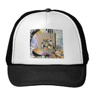 novas jade (square) trucker hat