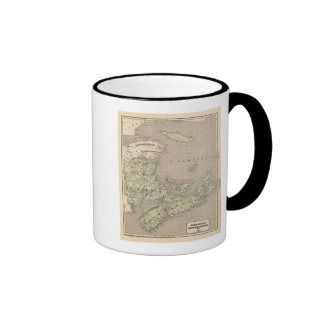 NovaScotia, New Brunswick Coffee Mug