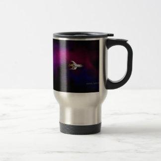 Novaship Mug.  15 Oz Stainless Steel Travel Mug