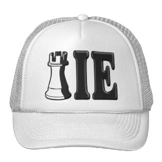 NOVATO (pedazo de ajedrez del grajo + IE) Gorra