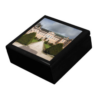Nove Hrady Castle, Bohemia, Czech Gift Box