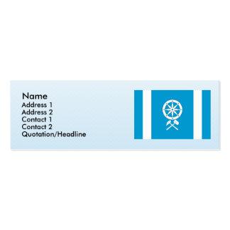 Nove Mesto pod Smrkem, Czech Business Card
