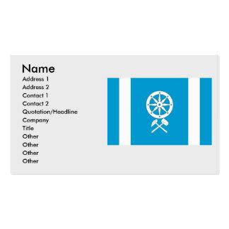 Nove Mesto pod Smrkem, Czech Business Card Templates