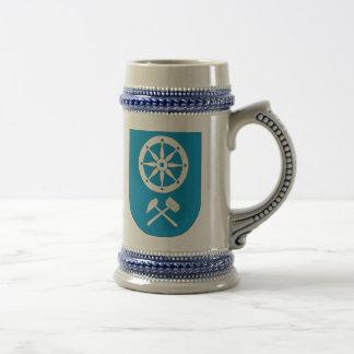 Nove Mesto pod Smrkem, Czech Coffee Mug
