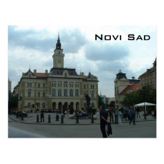 Nove Sad Postcard