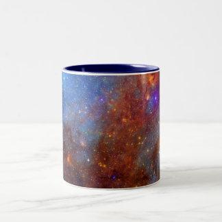 Nove Two-Tone Coffee Mug