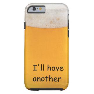 Novedad divertida del caso del iPhone 6 de la Funda De iPhone 6 Tough