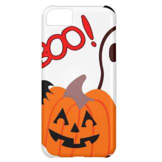 Novedades de Halloween del abucheo Funda Para iPhone 5C