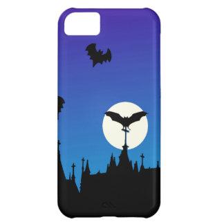 Novedades del cementerio de Halloween Funda Para iPhone 5C