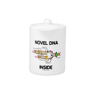 Novel DNA Inside (Molecular Biology Humor)