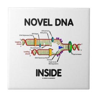 Novel DNA Inside (Molecular Biology Humor) Tiles