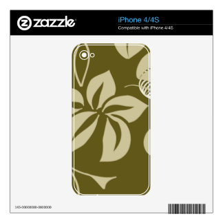 Novel Fair-Minded Considerate Commend Decal For The iPhone 4S