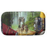 Novel Ghost Forrest Samsung Galaxy S3 Cases