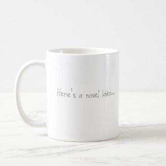 Novel Idea Mug (White)