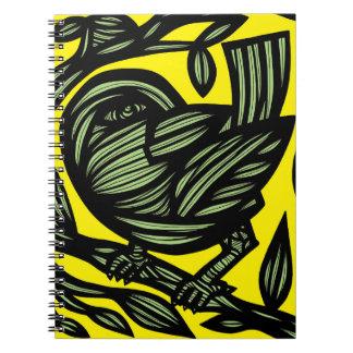 Novel Imagine Divine Lively Notebook