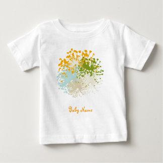 Novel TIC Flower Baby T-Shirt