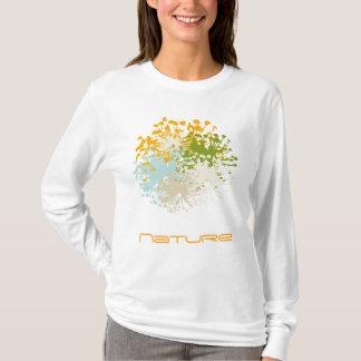 Novel TIC Flower T-Shirt