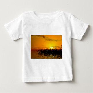 Novel TIC seashore Baby T-Shirt