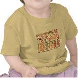 Novelas de Charles Dickens Camisetas