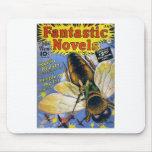 Novelas fantásticas tapetes de ratones