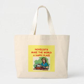 novelist bags