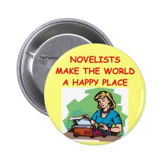 novelist pin