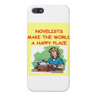 novelist iPhone 5 cases