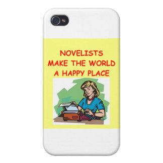 novelist iPhone 4/4S cover