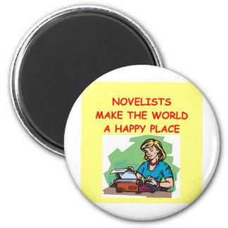 novelist magnets