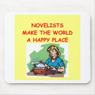 novelist mousepads