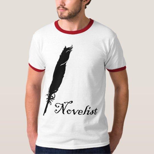 Novelist t-shirt