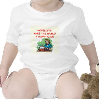 novelist t shirts