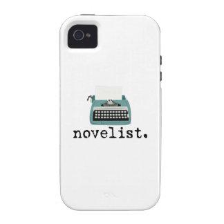 Novelista Vibe iPhone 4 Funda