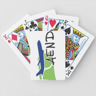 Novelties Poker Cards