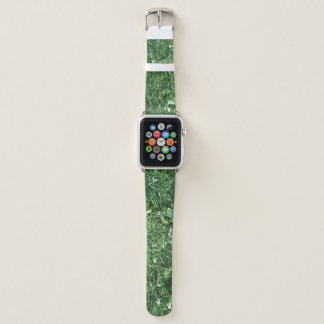 Novelty Design Summer Grass Apple Watch Band