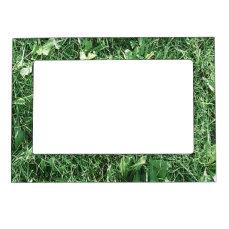 Novelty Design Summer Grass Magnetic Frame