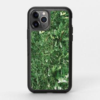 Novelty Design Summer Grass OtterBox iPhone Case