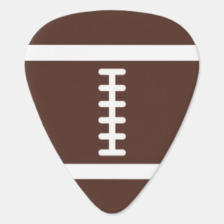 Novelty Football Guitar Pick