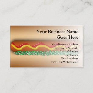 Vending Business Cards Zazzle