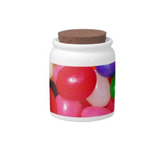 Novelty Jellybeans Candy Dish
