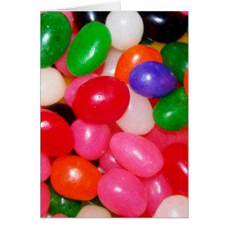 Novelty Jellybeans Card