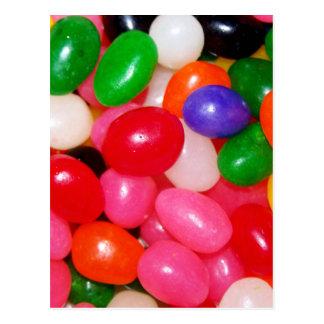 Novelty Jellybeans Postcard